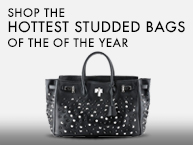 SHOP THE  HOTTEST STUDDED  BAGS OF THE YEAR