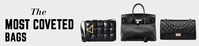 TOP 40 MOST COVETED BAGS