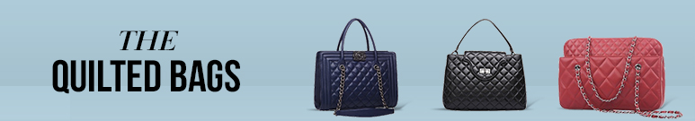 The Quilted Bags