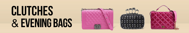 Clutches and Evening Bags