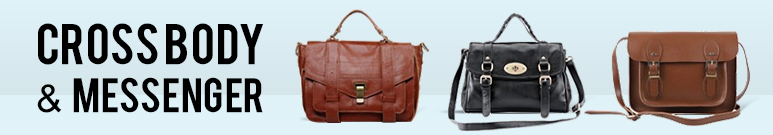 Cross Body and Messenger