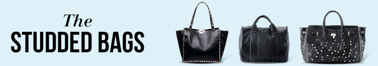 The Studded Bags