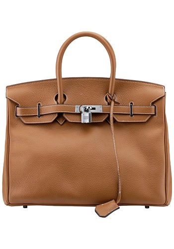 The Essential Jane Bag Leather Brown