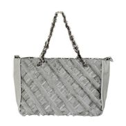 Hilary D Loveliness Tote Grey