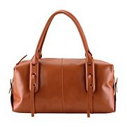 Urban Village Leather Bag Brown