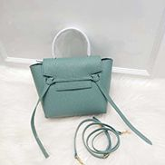 Debbie Top Handle Nano Bag Green