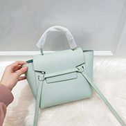 Debbie Top Handle Nano Bag Light Green