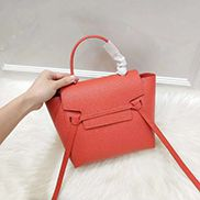 Debbie Top Handle Nano Bag Orange