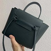 Debbie Top Handle Mini Bag Green