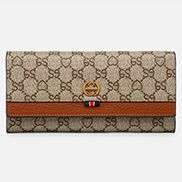 Jess Long Wallet Camel