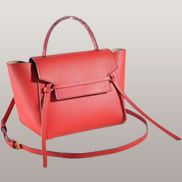 Debbie Top Handle Bag Red